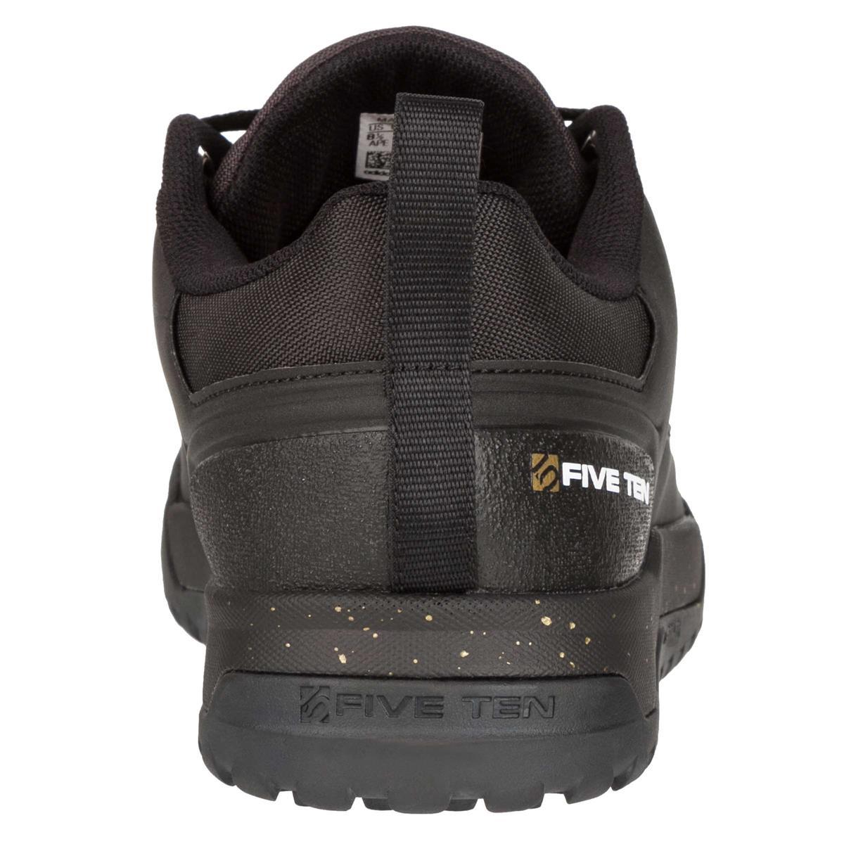 Five Ten Mtb Chaussures Impact Pro Core Black//Core Black//Gold Met.