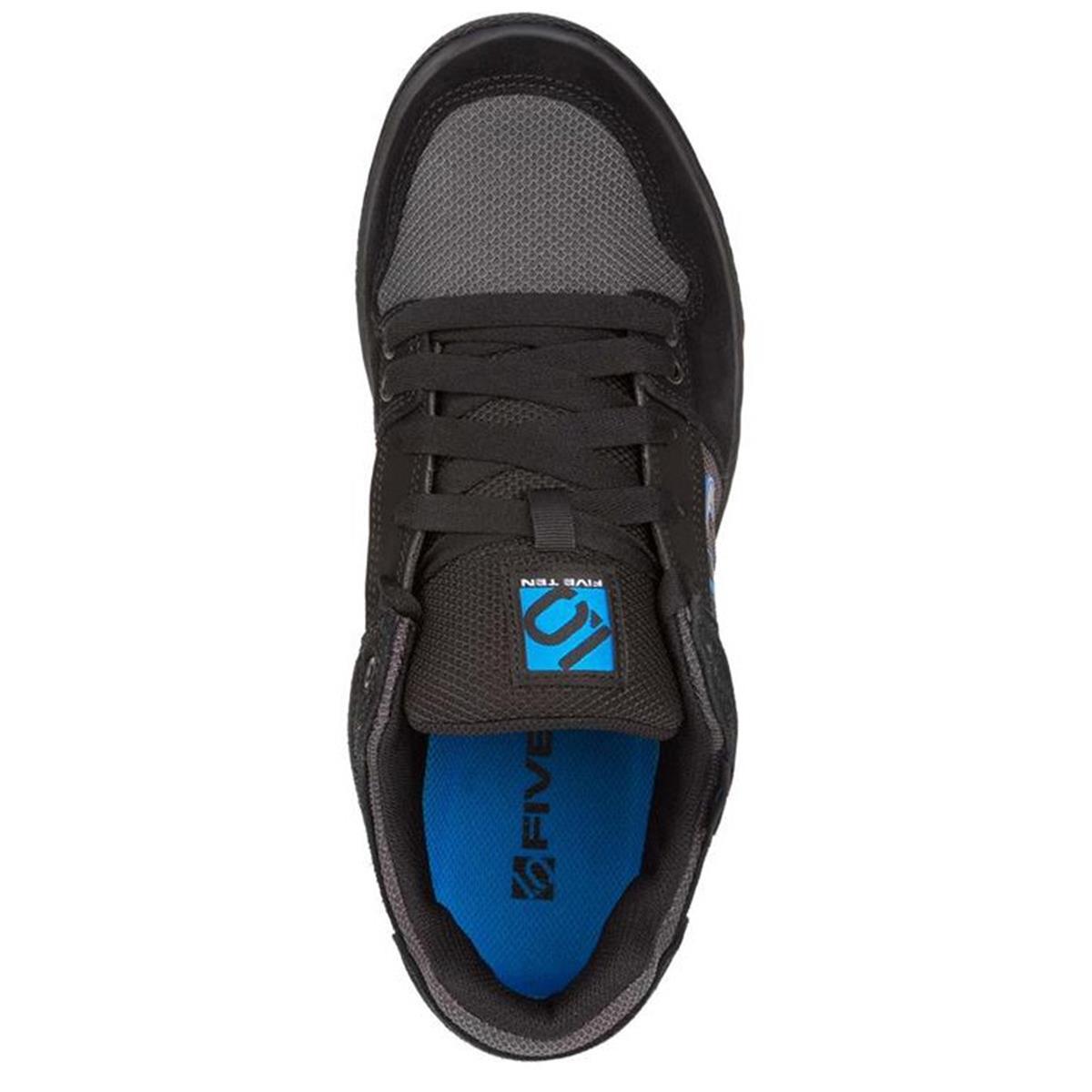 Five Ten MTB-Schuhe Freerider Night Grey//Core Black//Shock Blue