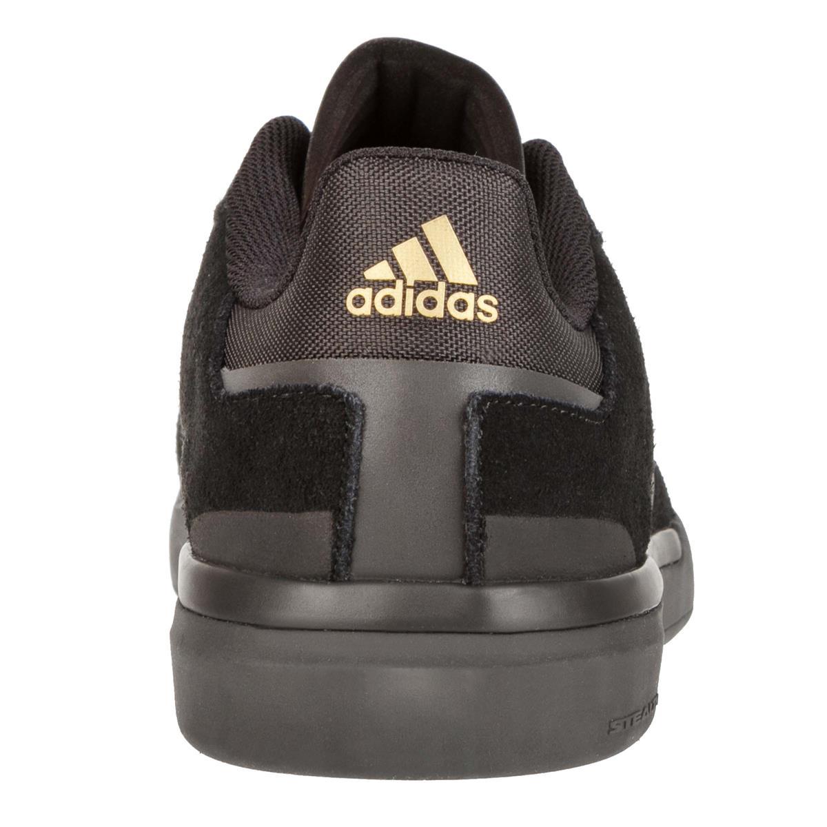 Five Ten MTB-zapatos Sleuth DLX Core Black//Grey Six//maletero oro