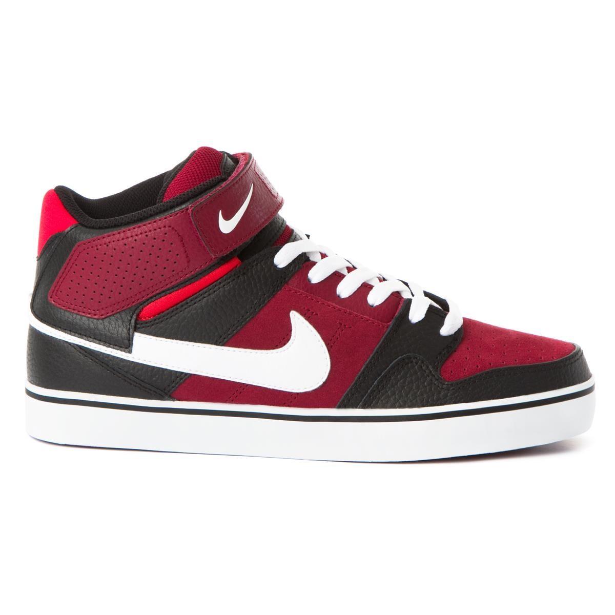 Nike Schuhe Mogan Mid 2 SE Team Red/White-Black   Maciag Offroad: www.maciag-offroad.de/nike-schuhe-mogan-mid-2-se-team-red-white...