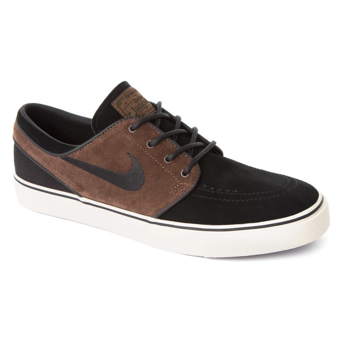 nike schuhe zoom stefan janoski baroque brown black birch. Black Bedroom Furniture Sets. Home Design Ideas