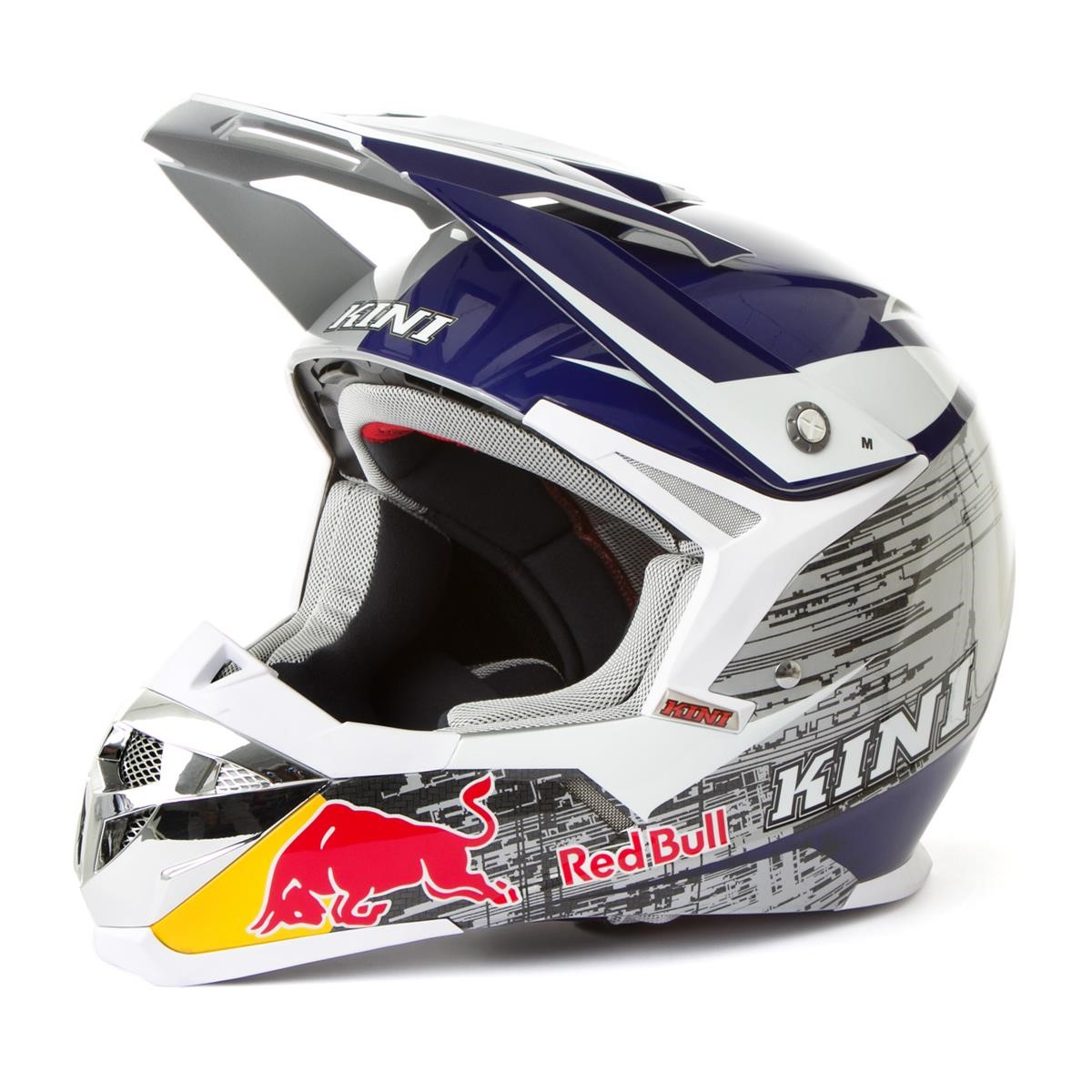 kini red bull casque taille s mx motocross enduro quad. Black Bedroom Furniture Sets. Home Design Ideas
