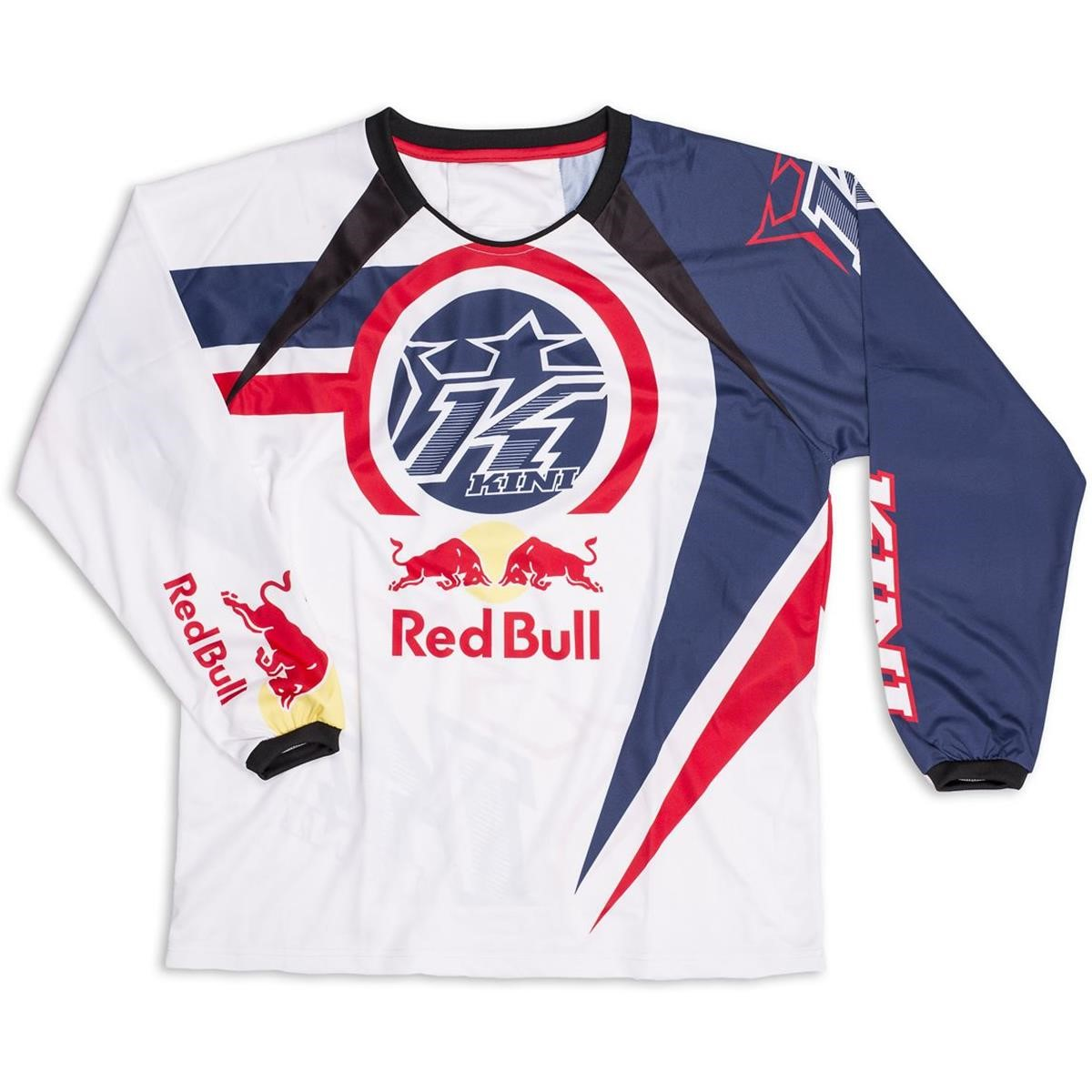 kini red bull jersey mx mtb motocross quad enduro shirt. Black Bedroom Furniture Sets. Home Design Ideas
