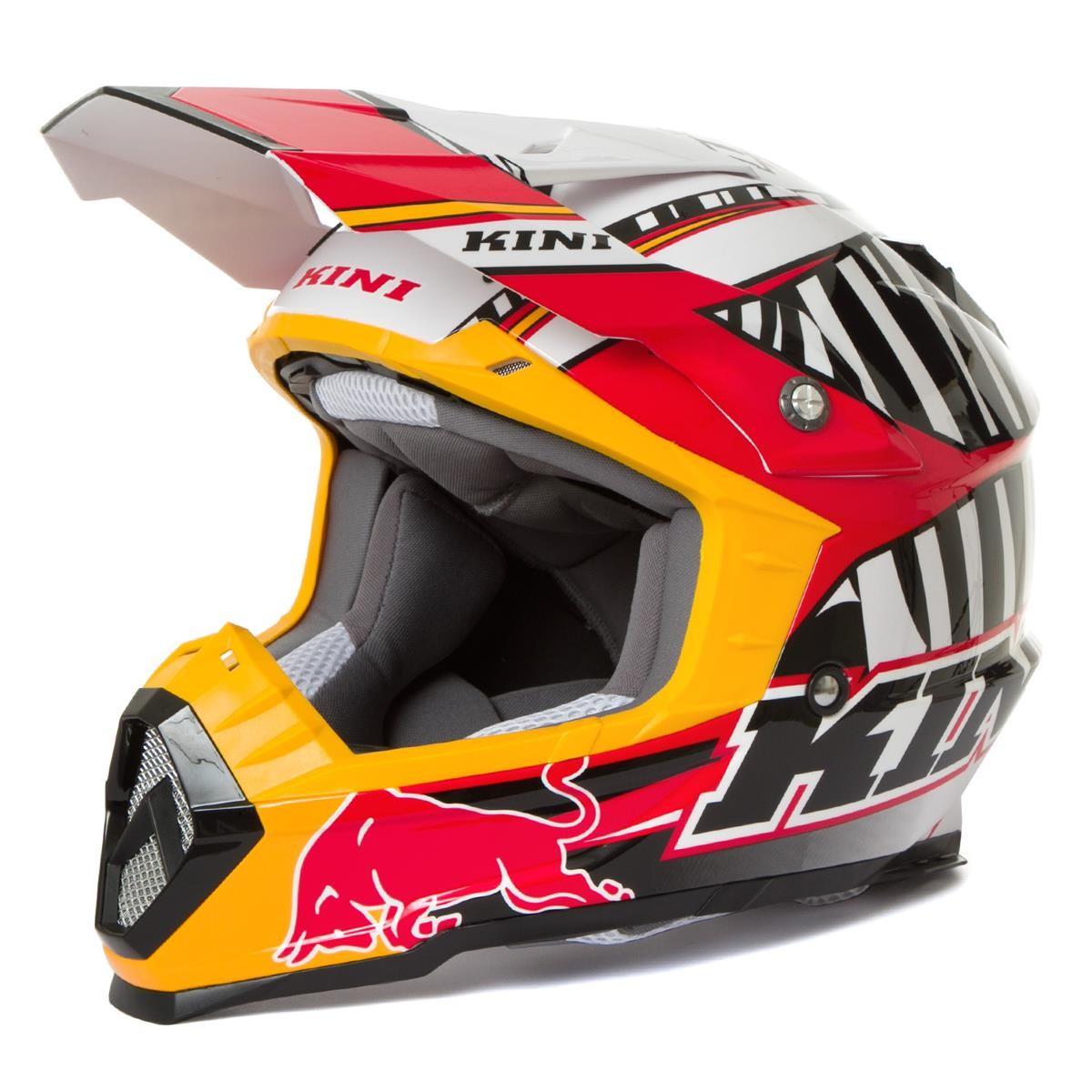 kini red bull casco tg s mx motocross enduro quad. Black Bedroom Furniture Sets. Home Design Ideas