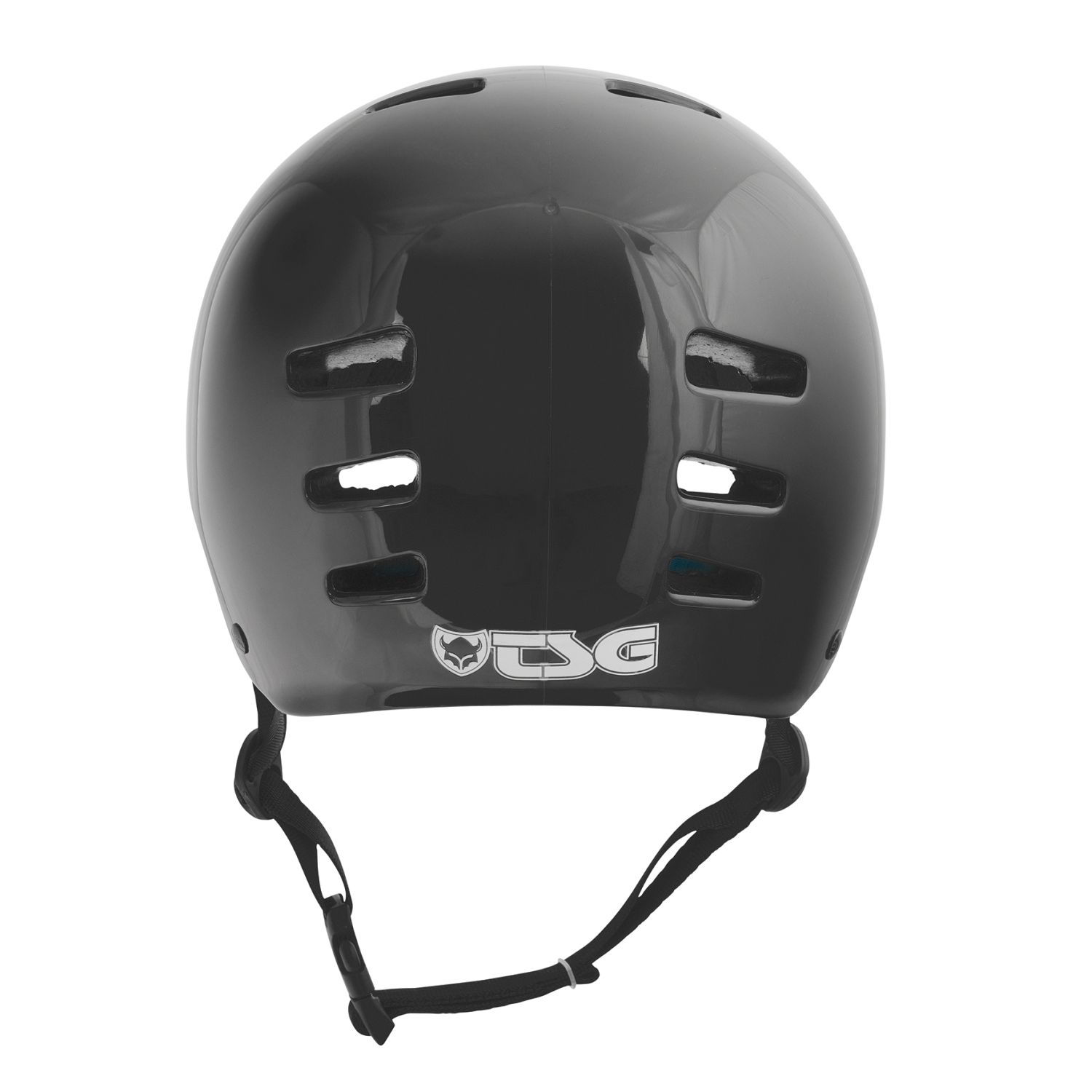 TSG Bmx//Dirt Casque Evolution Injected Color-INJECTED Black