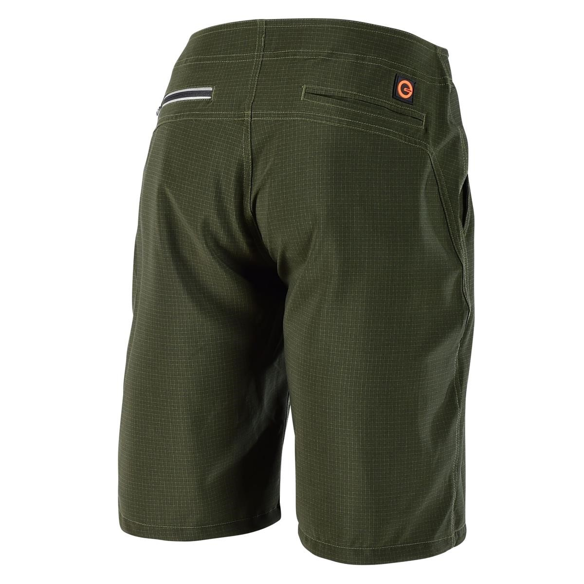 Troy-Lee-Designs-Bike-Short-Connect-Ripstop-Army-Green