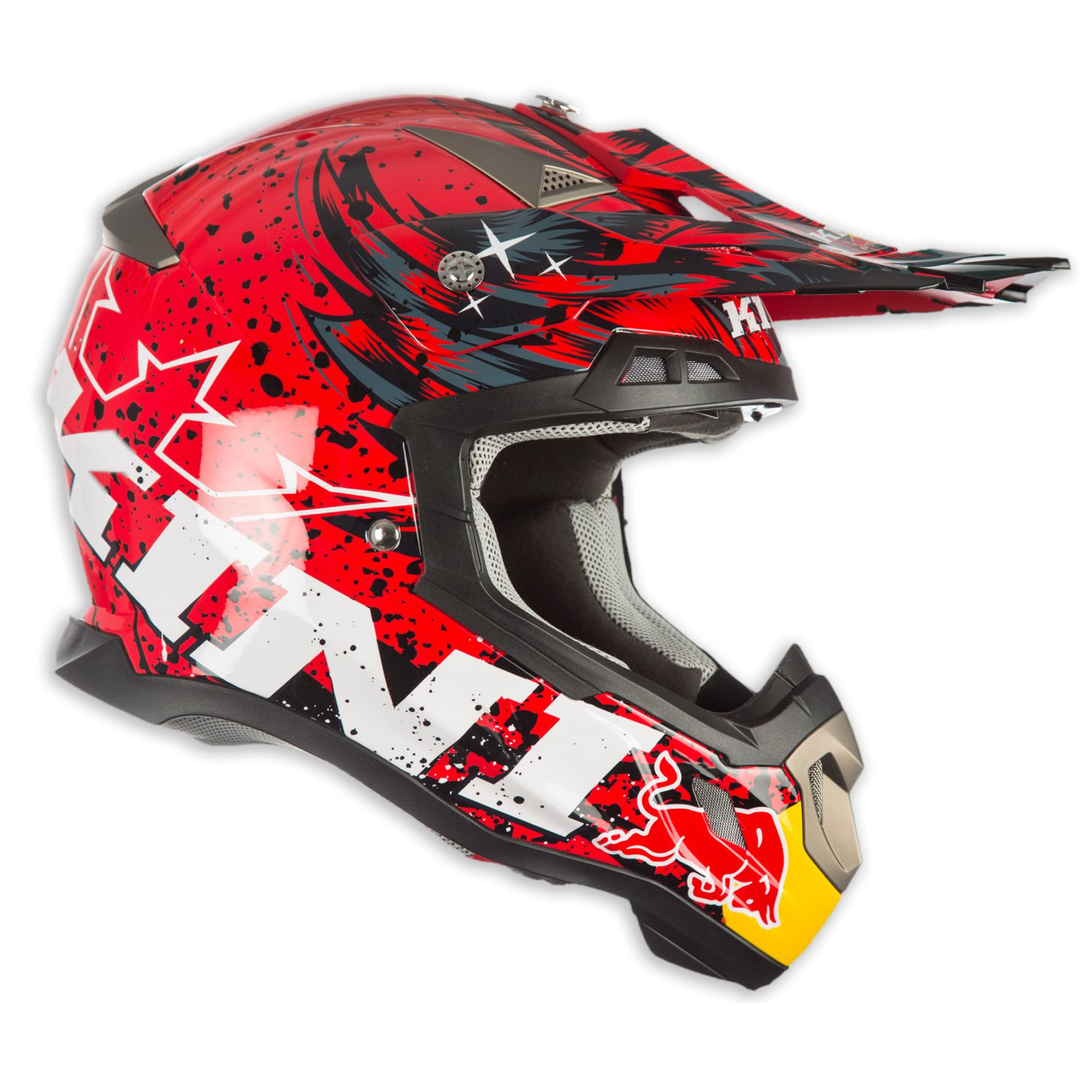 kini red bull helm gr m mx motocross enduro quad. Black Bedroom Furniture Sets. Home Design Ideas