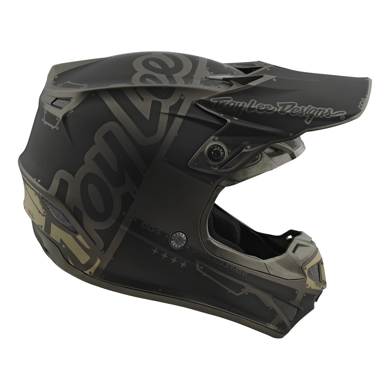 Troy-Lee-Designs-Helm-SE4-Polyacrylite-MIPS-Factory-Grau