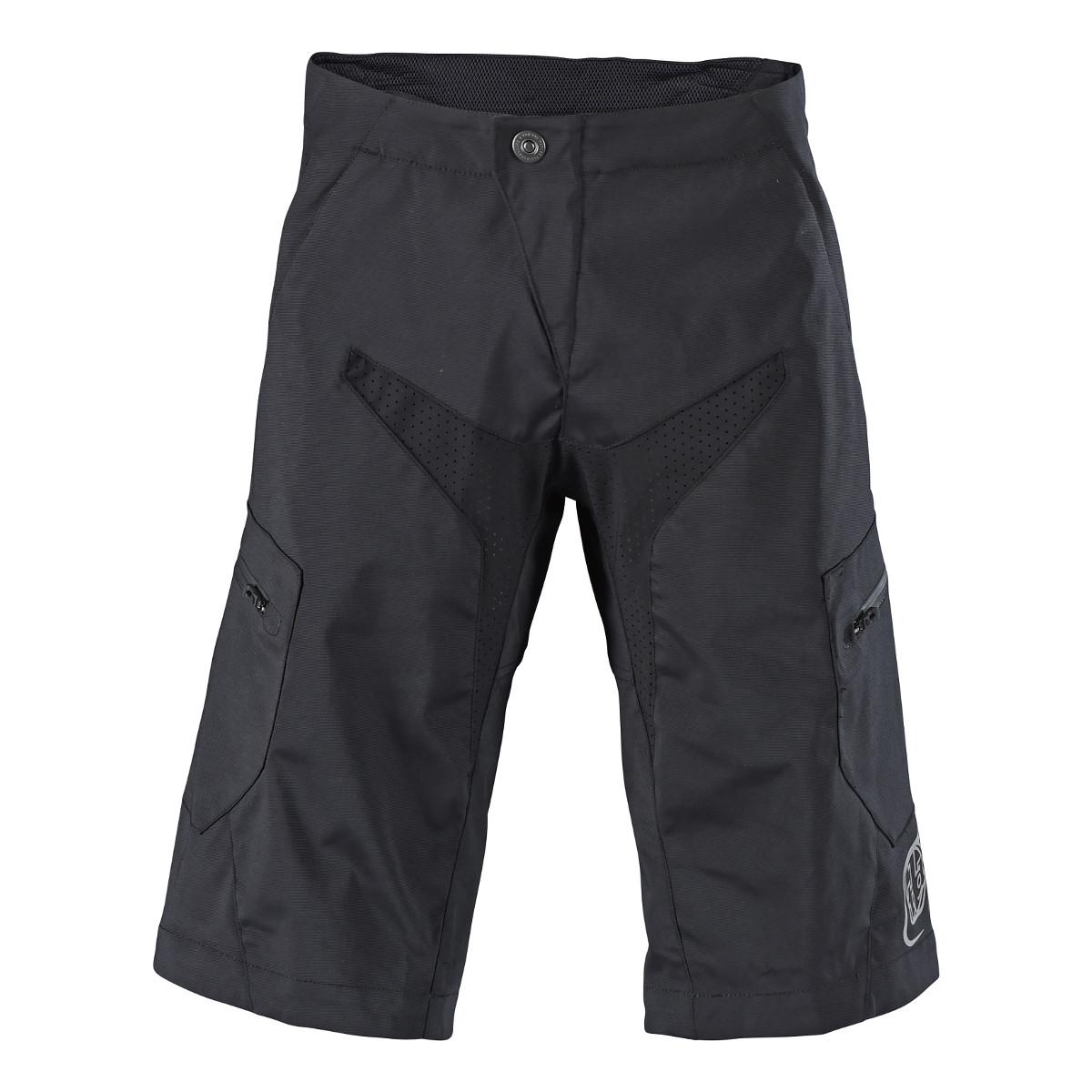Troy Lee Designs Alpin-Short Moto Noir