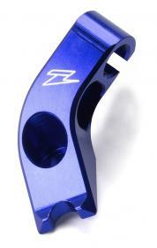 Zeta Kupplungszug-Halterung Blue, Modell Yamaha -YZF250 2001-2013 Neu