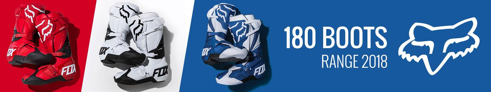 Fox 180 Boots