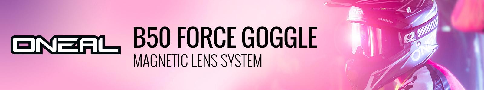 O'Neal B50 Force Goggle