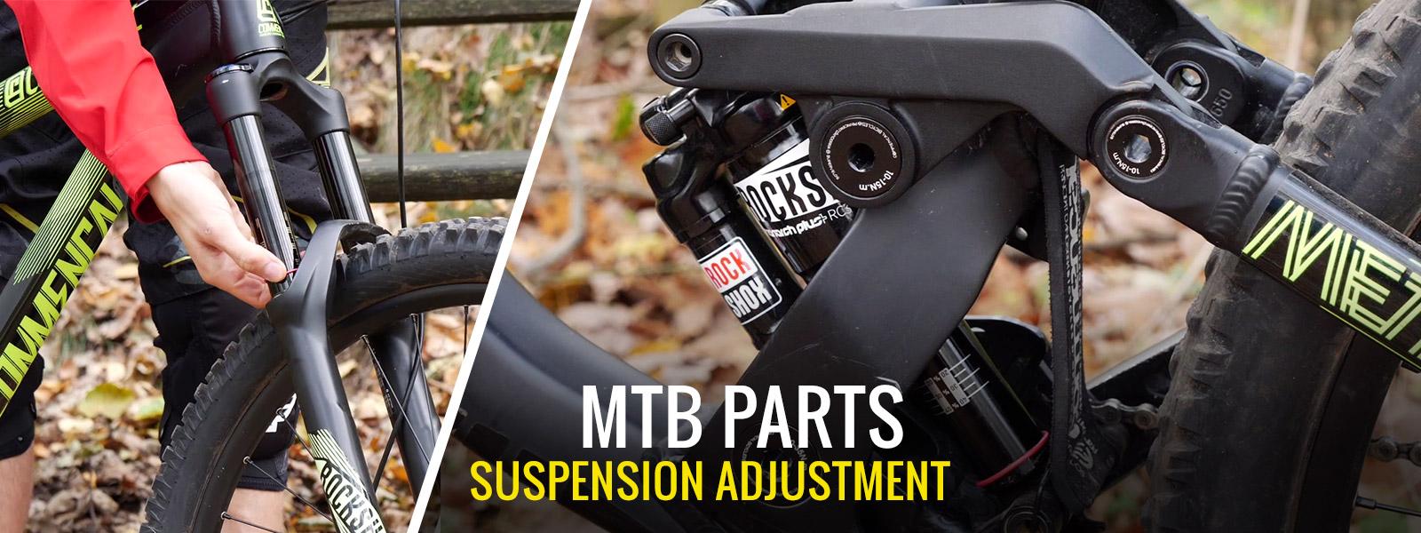 Suspension Adjustment