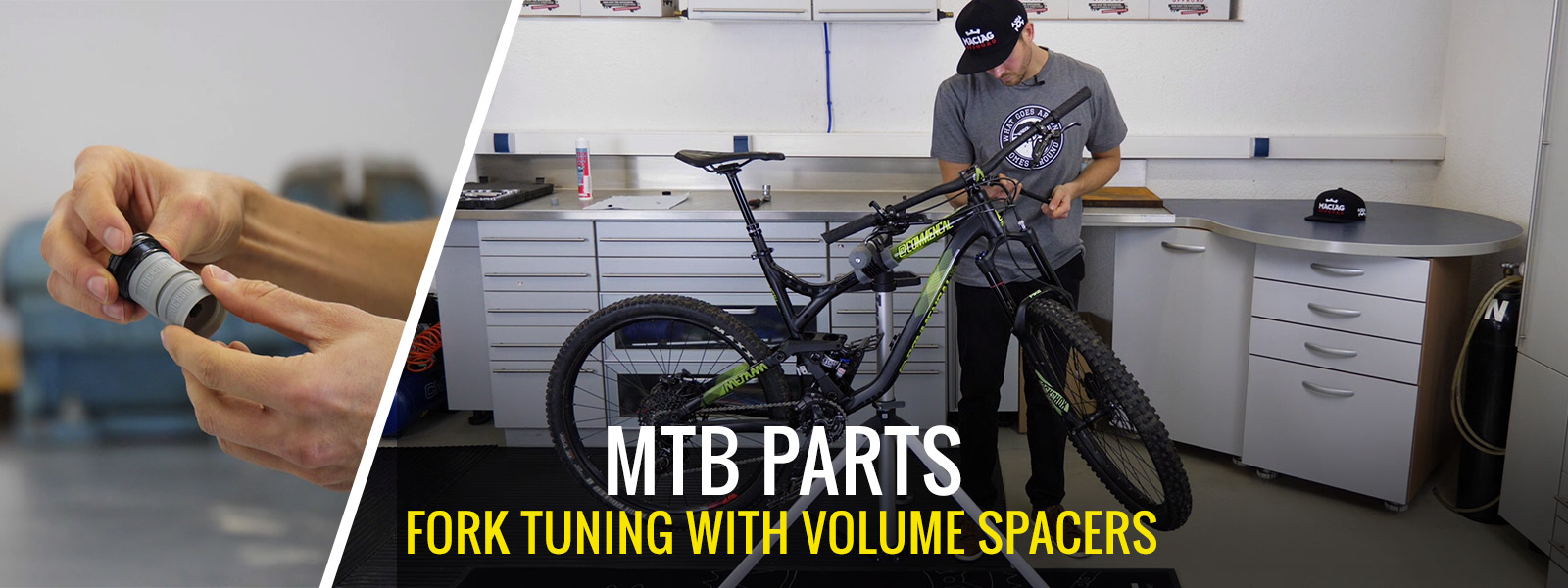 MTB Fork Tuning