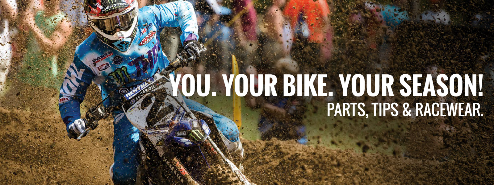Get your MX & enduro bike ready for the season