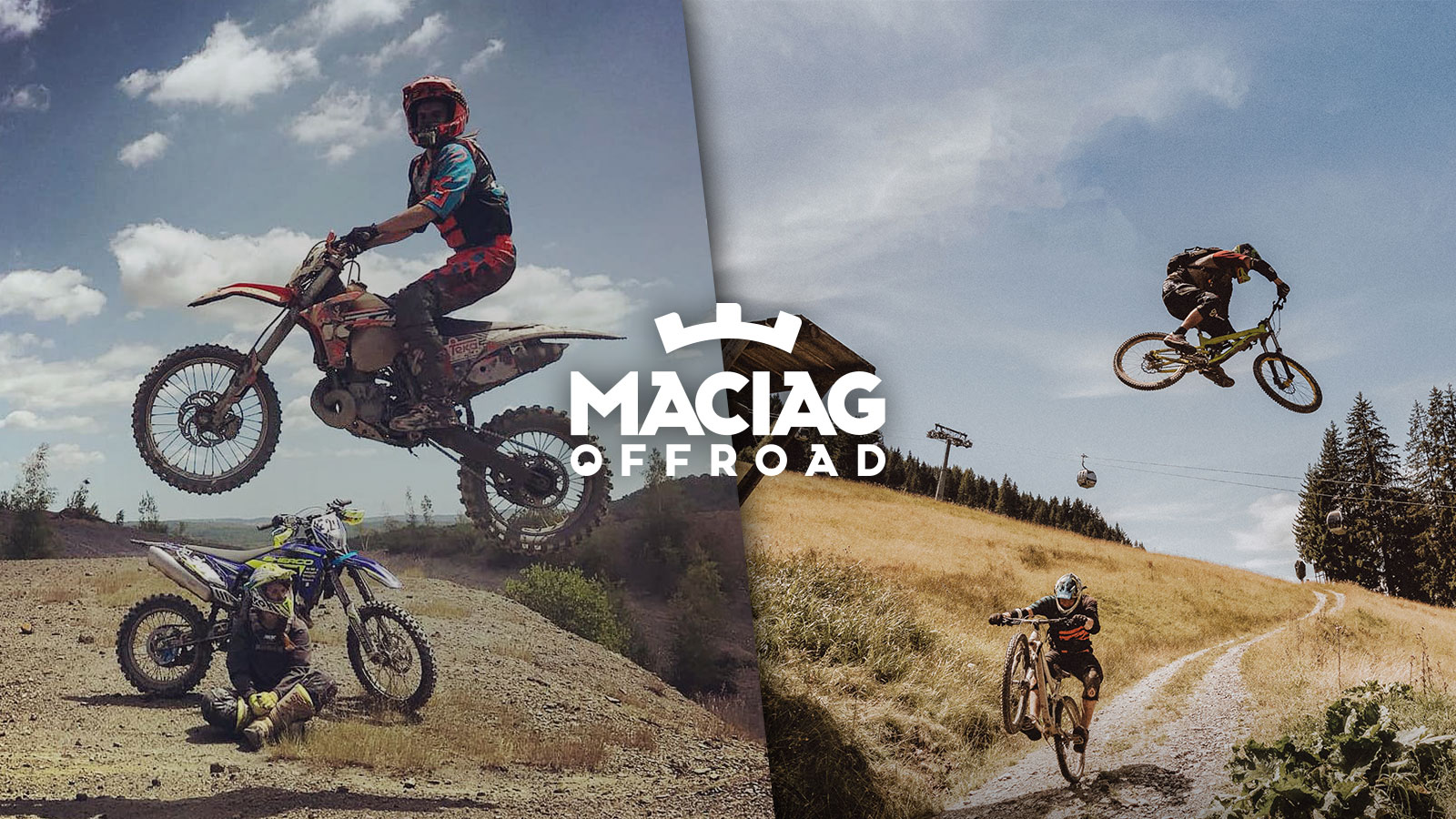 Maciag Offroad - YOUR SHOP FOR MOTOCROSS, MOUNTAIN BIKE AND STREETWEAR