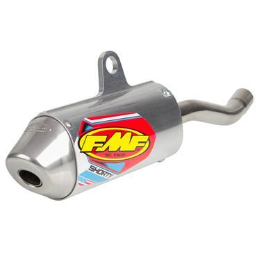 FMF Powercore 2 Muffler Shorty Aluminum KTM 65 SX 2009-2013