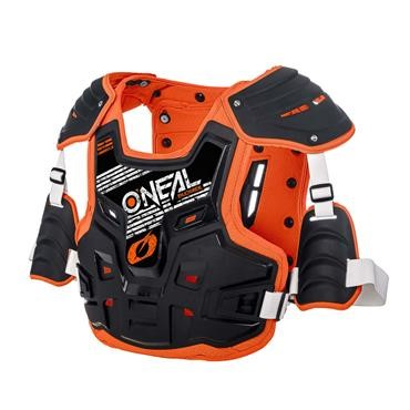 Oneal Motocross MTB Safety Jacket Madass Chest Armour MX Enduro Protector Shirt