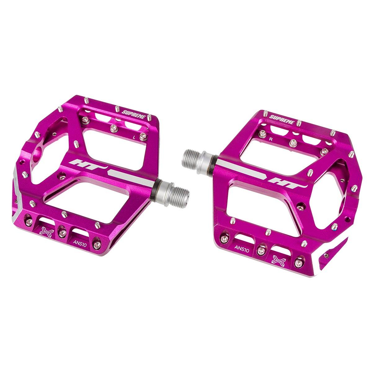 HT Components Pedale ANS08 Leap Violett