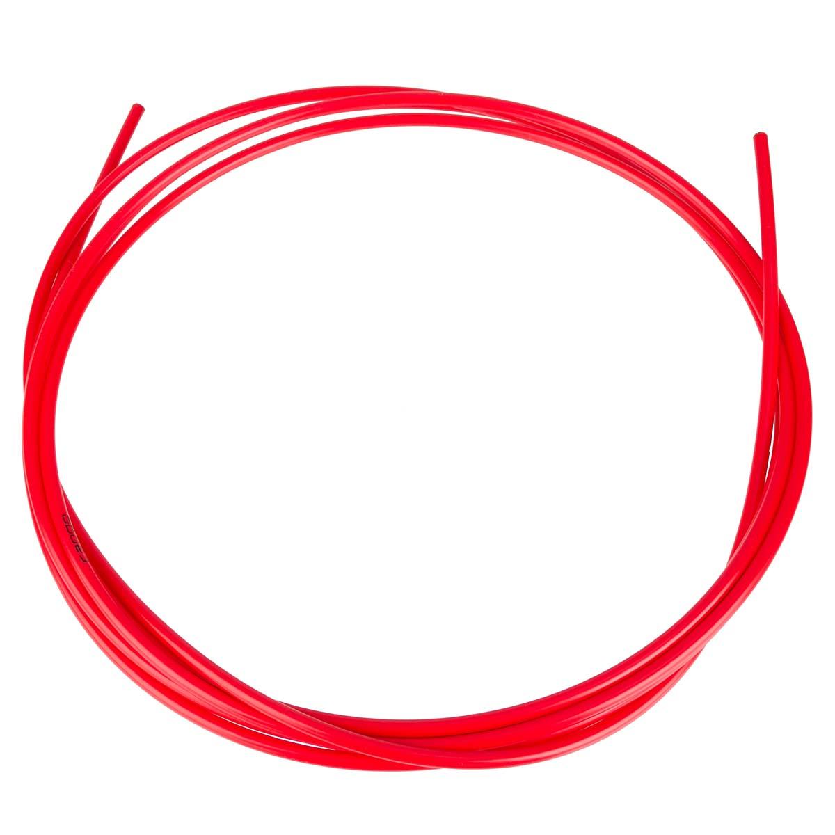 Capgo Cable Systems Schaltaußenhülle Blue Line Rot