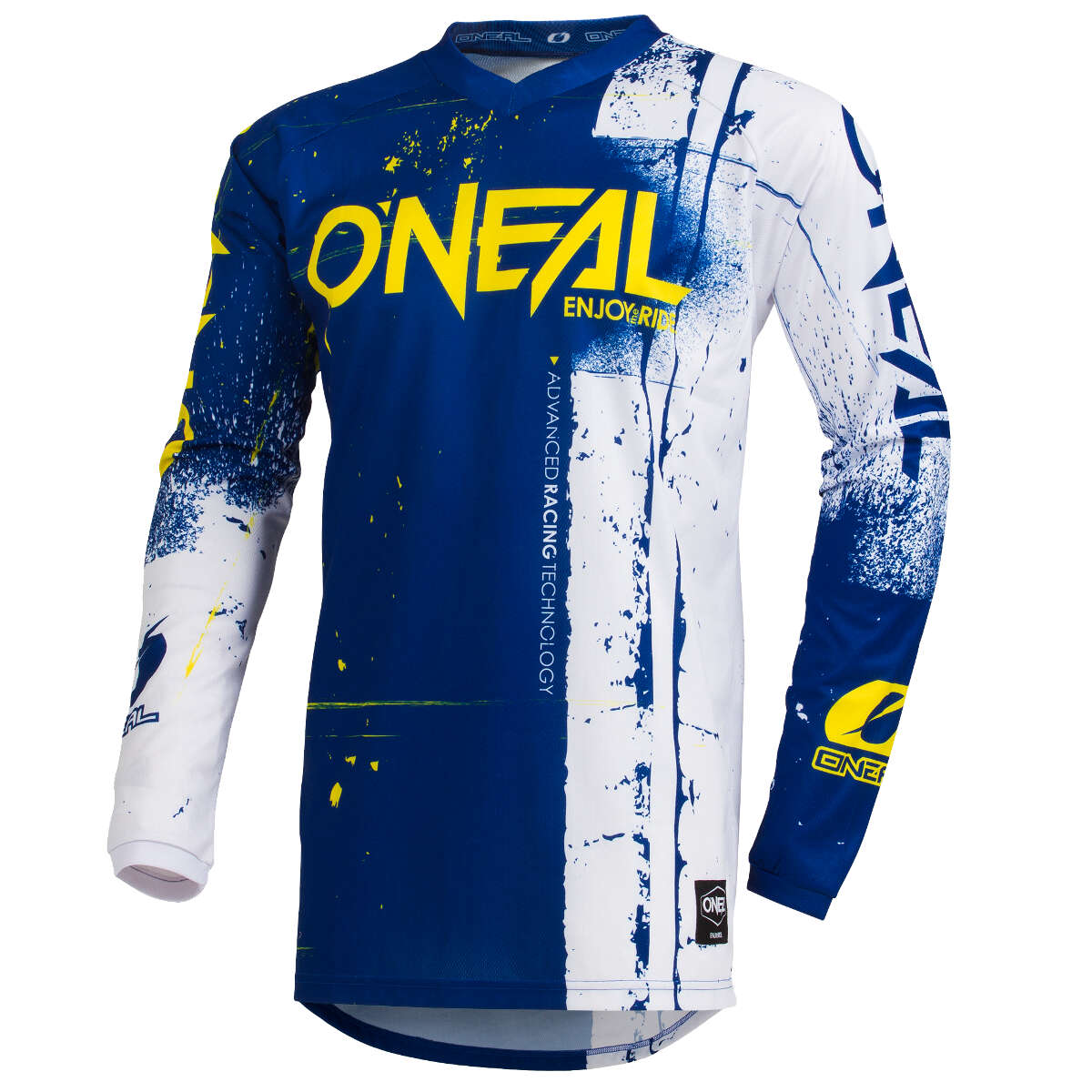 O'Neal Kids Jersey Element Shred Blau