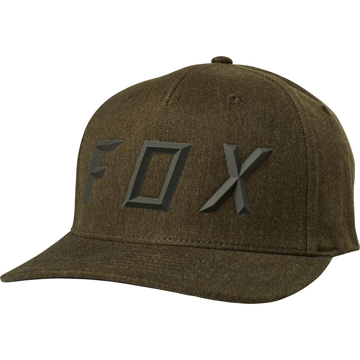 Fox Flexfit Cap Sonic Moth Bark