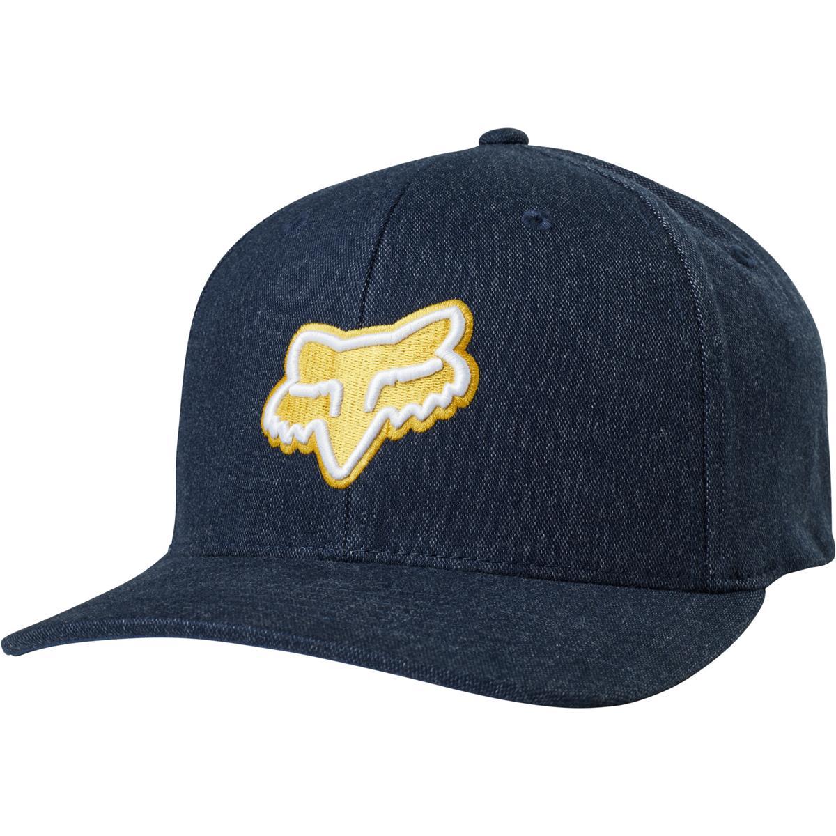 Fox Flexfit Cap Transfer Navy