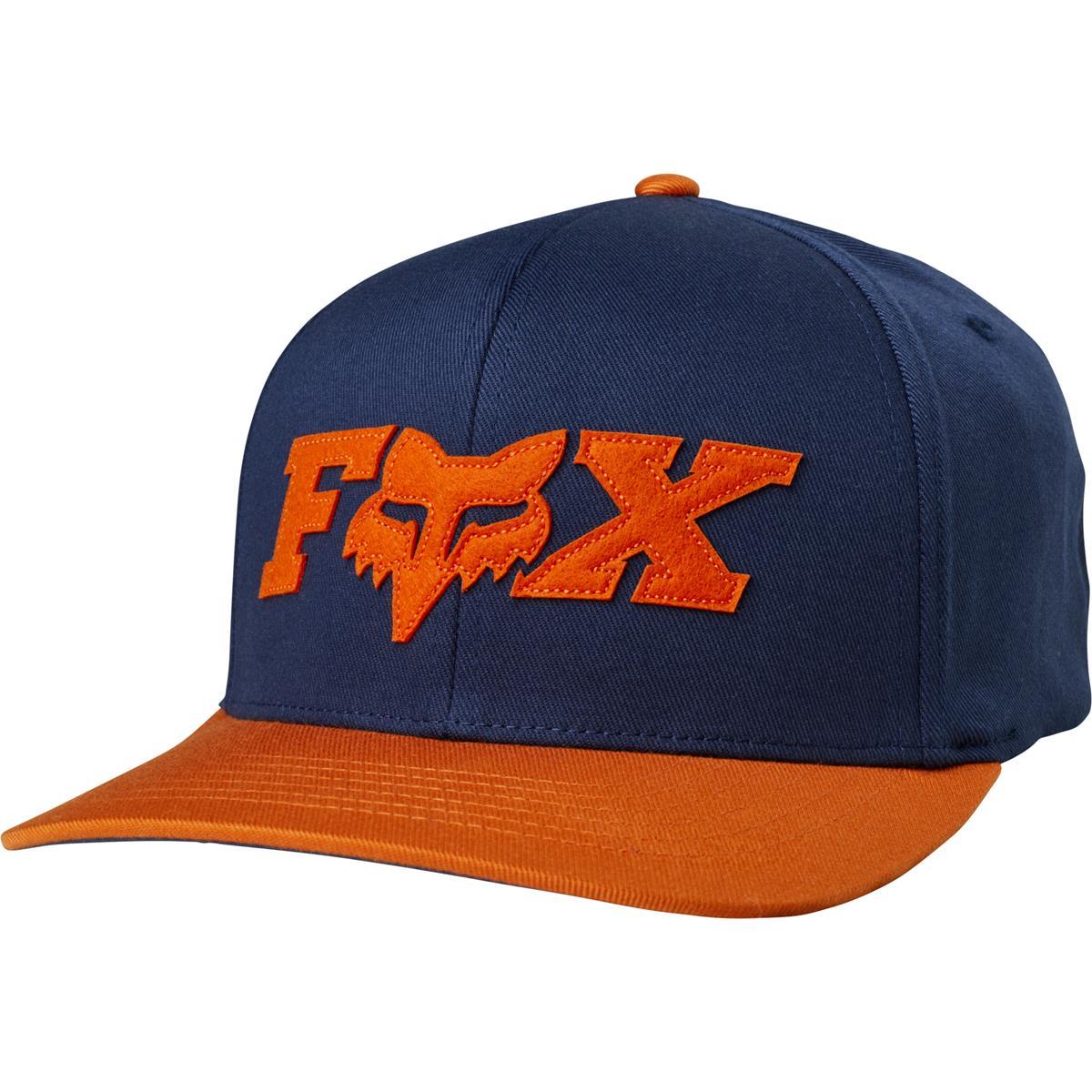 Fox Flexfit Cap Dun Navy