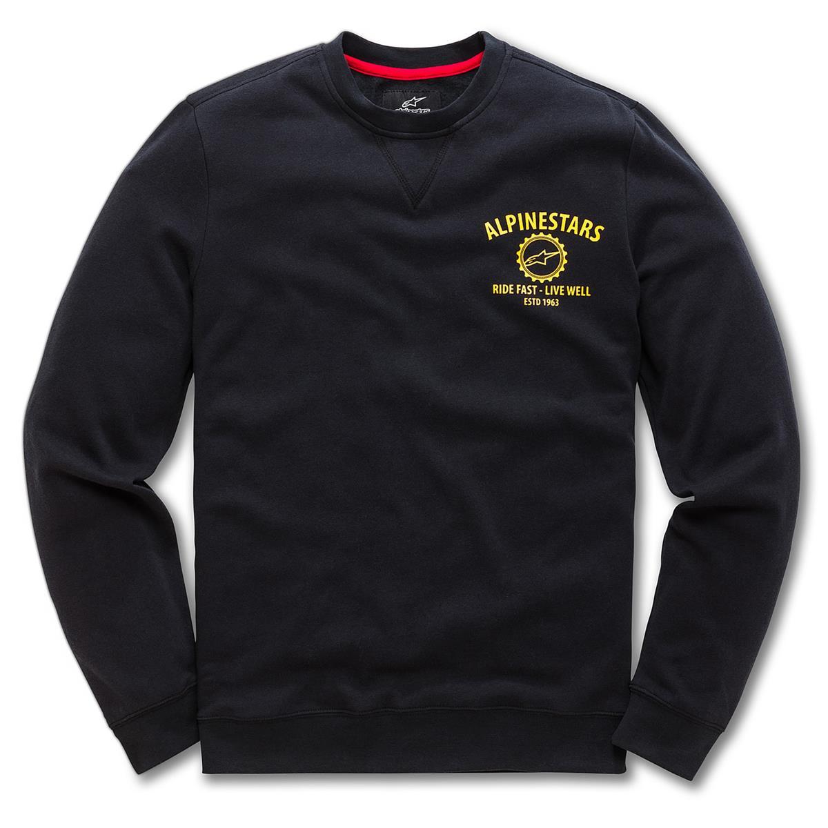 Alpinestars Pullover Gear Schwarz
