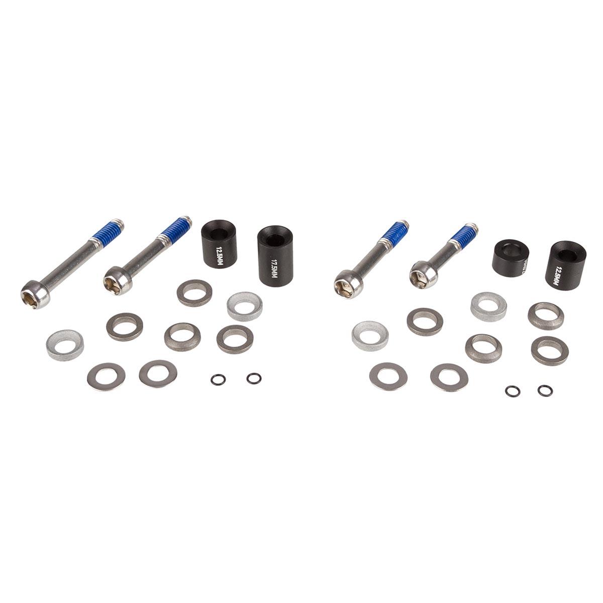 Avid Adapter 20S Standard Vorn oder Hinten, Stahl, für PM-Bremse/PM-Gabel, für 180/160 mm Bremsscheiben