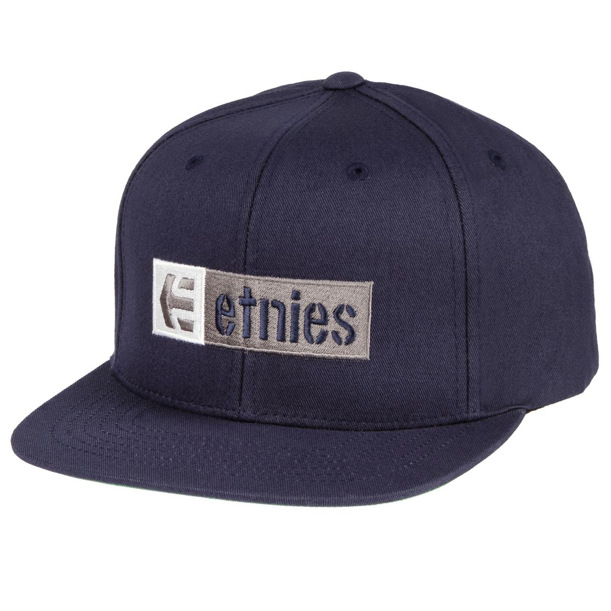 Etnies Snapback Cap Corp Box Mix Dark Navy