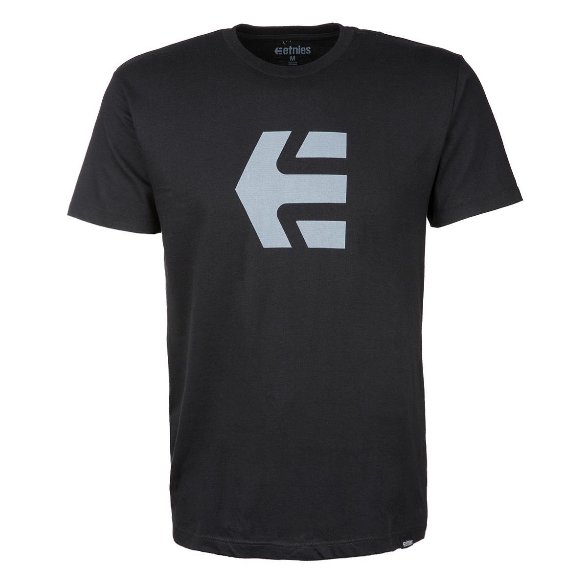 Etnies T-Shirt Mod Icon Schwarz
