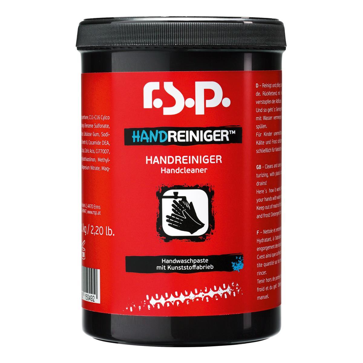 r.s.p. Handreiniger  500 g