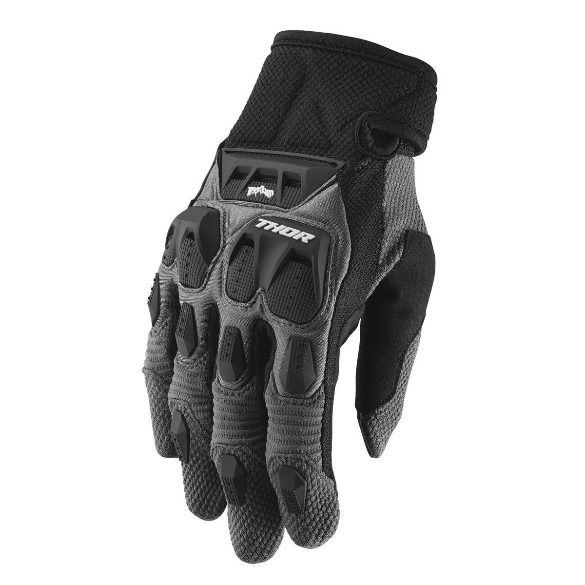 Thor Handschuhe Terrain Charcoal