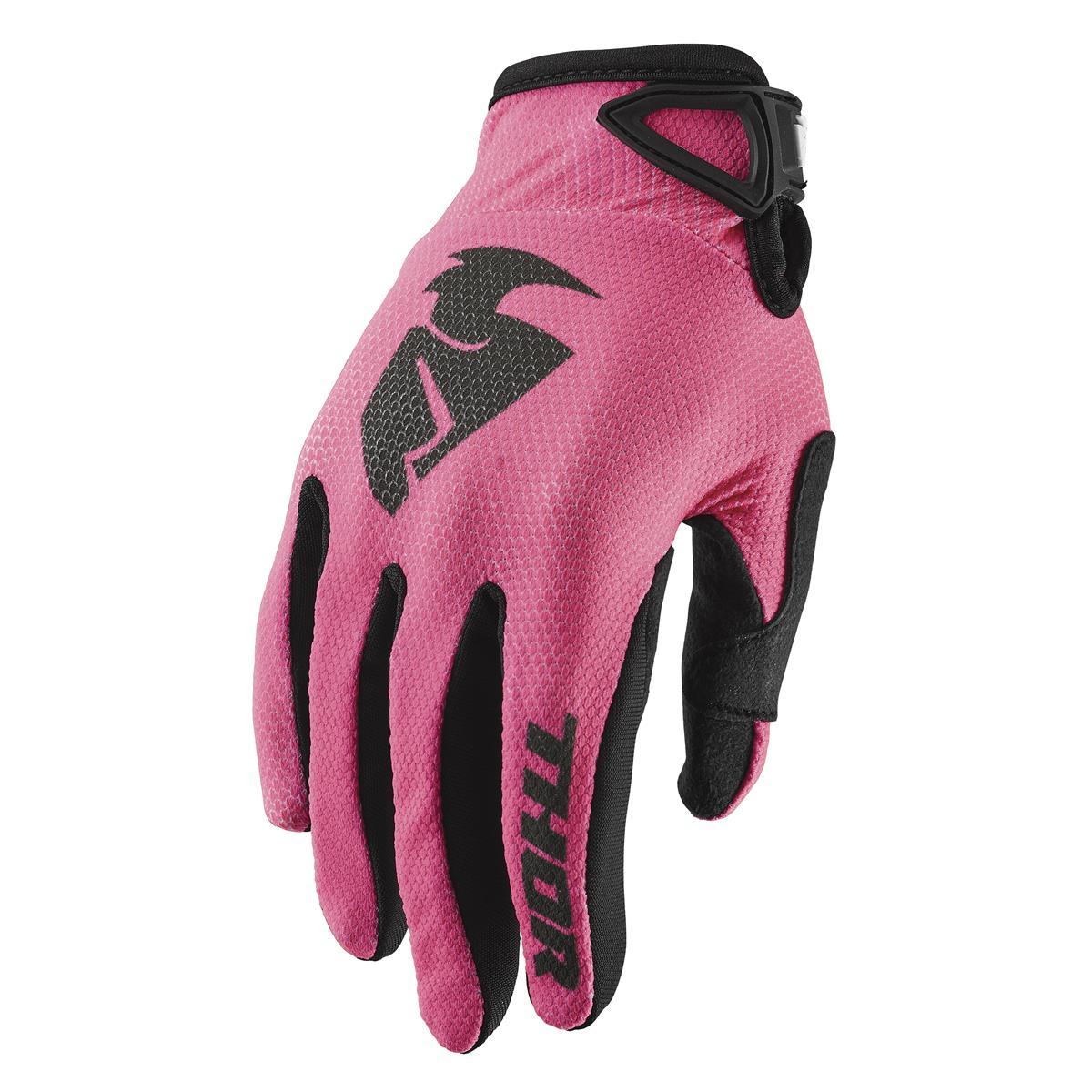 Thor Girls Handschuhe Sector Pink