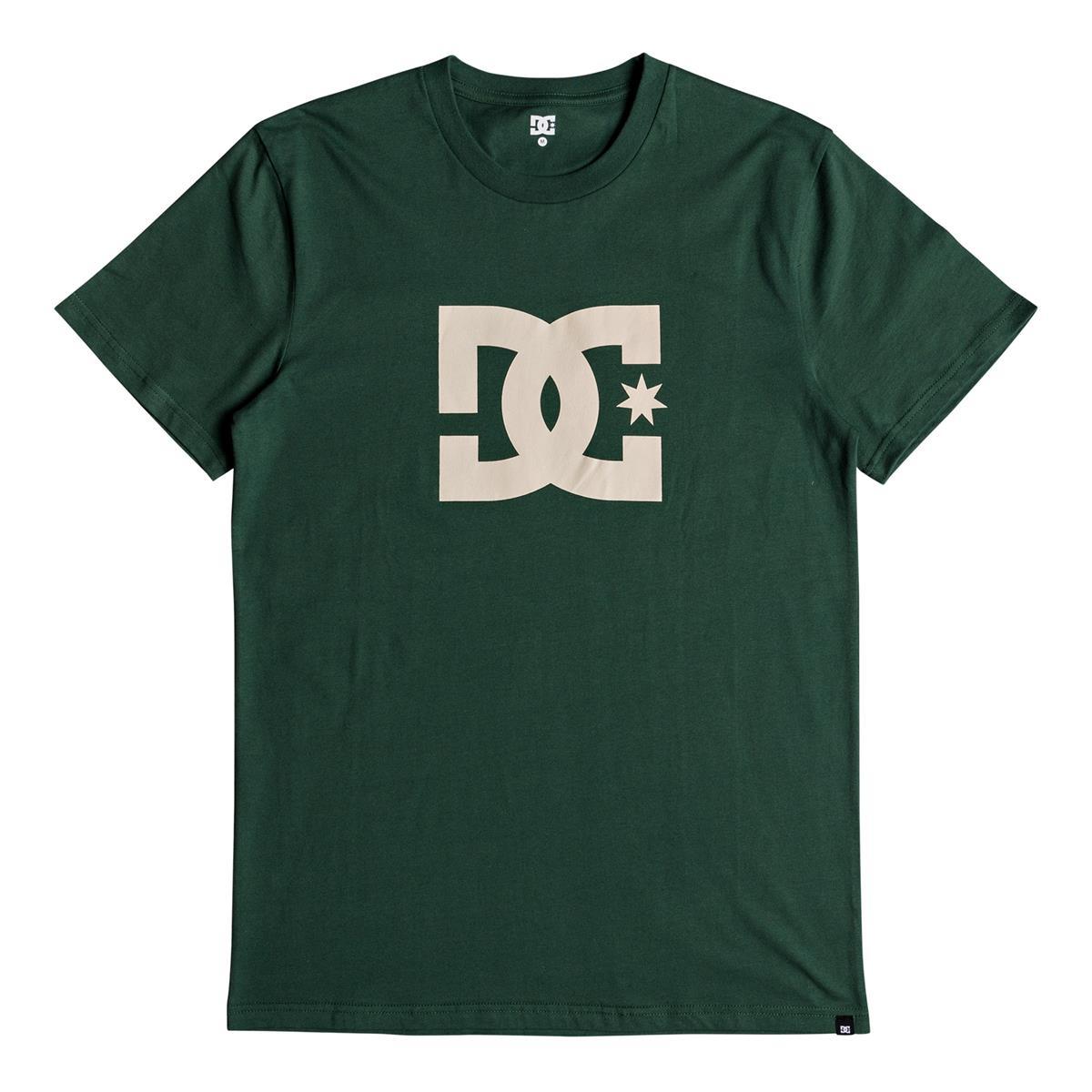 DC T-Shirt Star Hunter Green