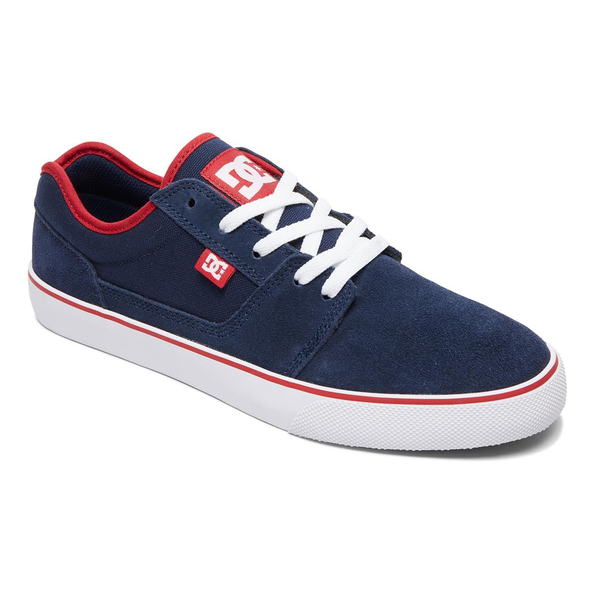 Dc Dc Dc Chaussures tonics Navy/rouge 206572
