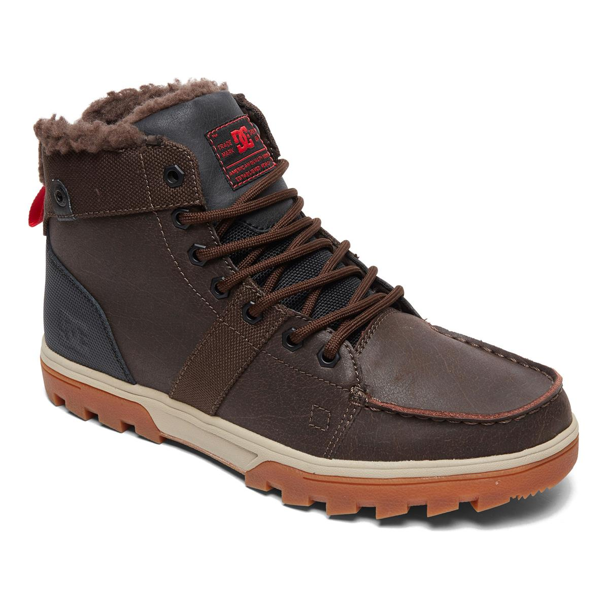 newest ab85c cf312 DC Winter Shoes Woodland Brown/Green