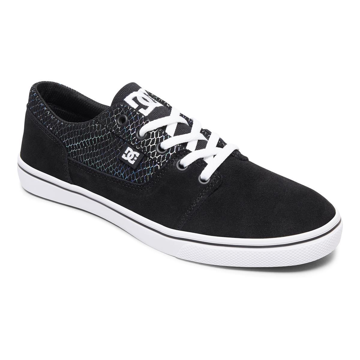 Chaussures Tonik Noir Dc W Argent Se Noir Filles v7wWqWdnP