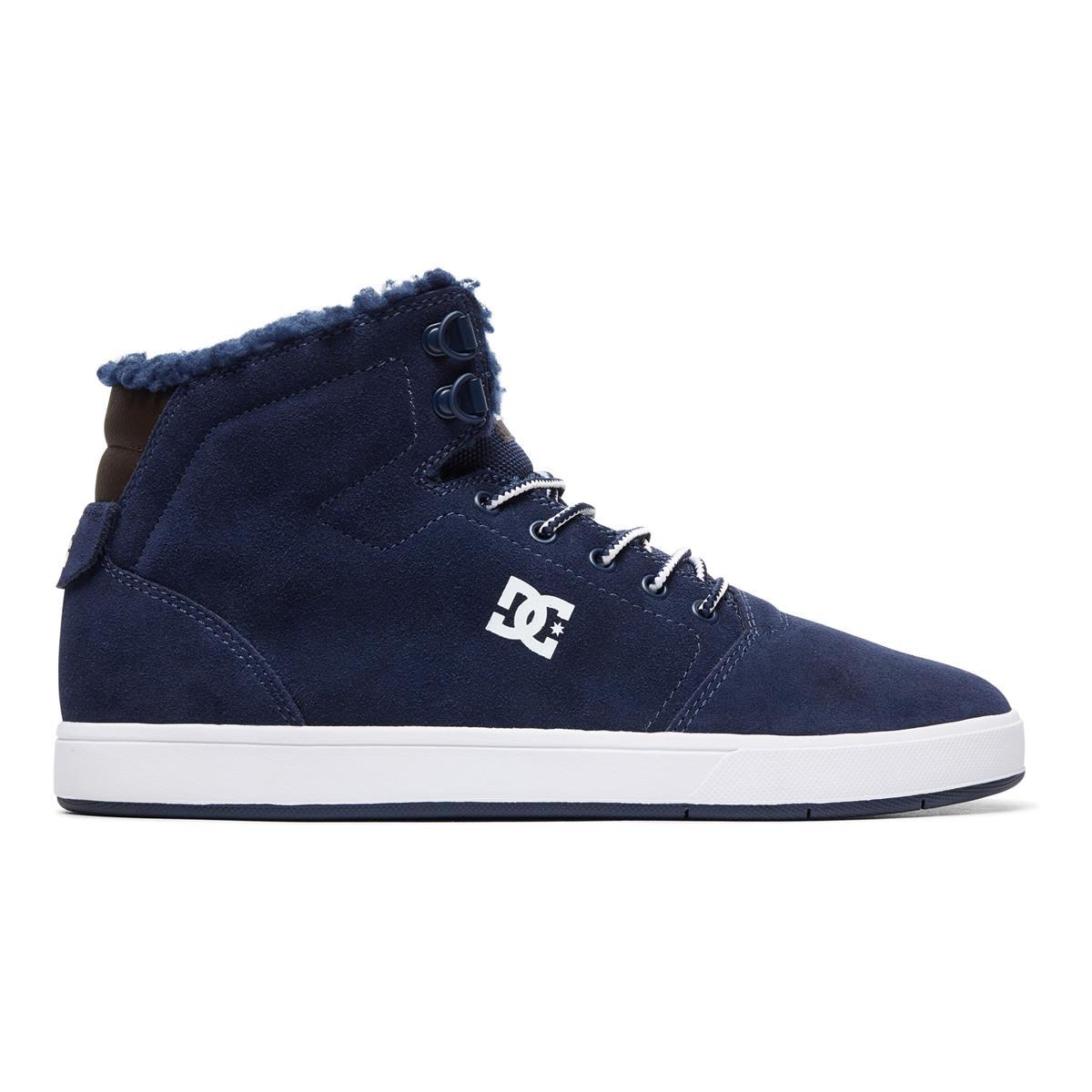 caqui DC Zapatos Crisis de Navy invierno High YE7a1