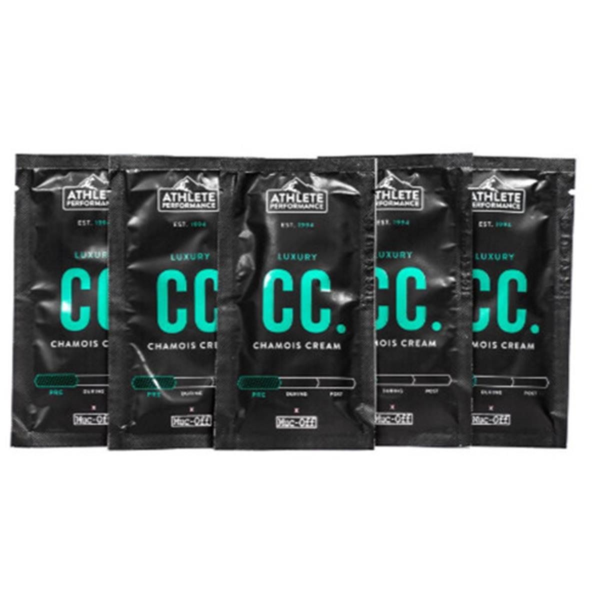 Muc-Off Creme Luxury Chamois 5er Pack