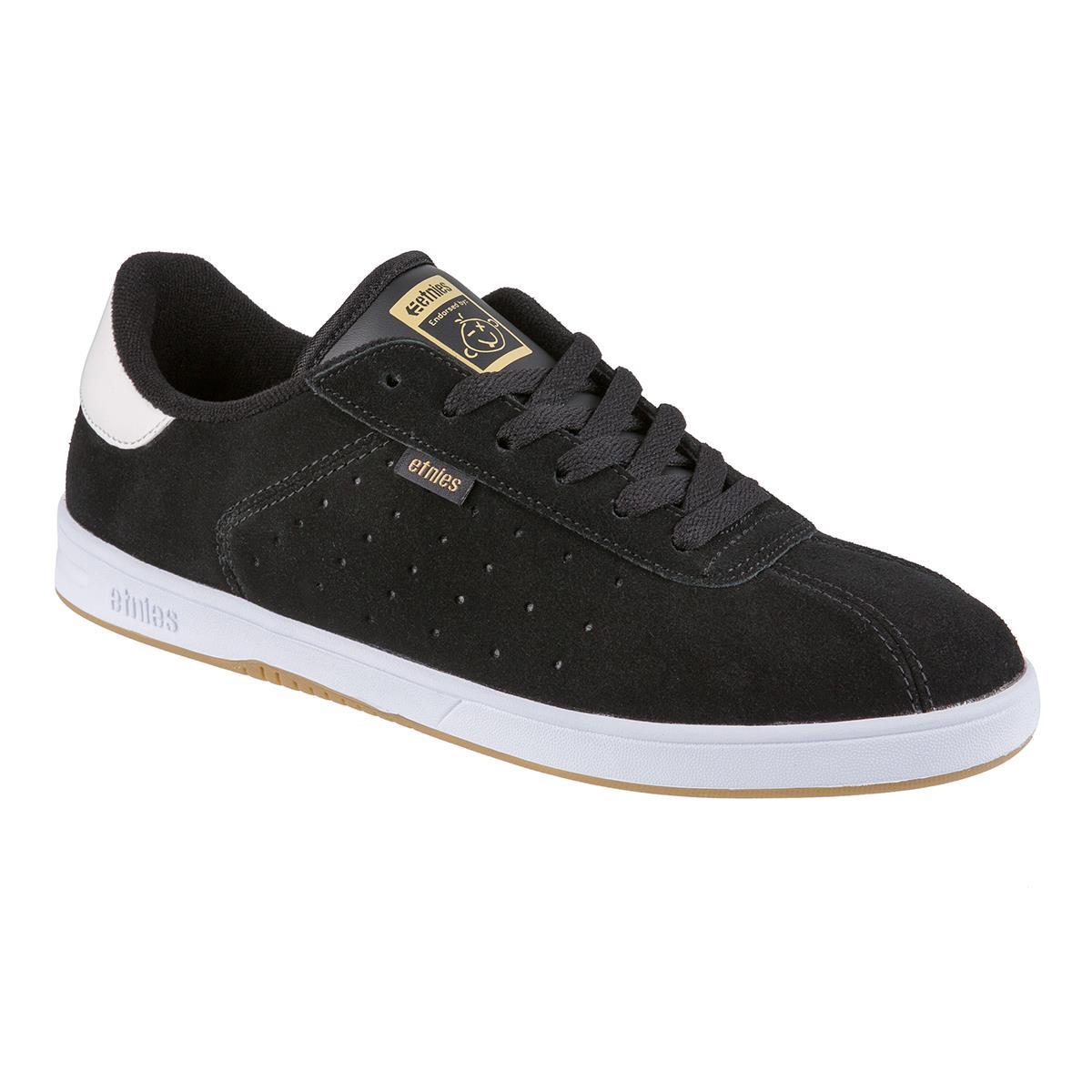 a35f3cca66 Etnies Shoes The Scam Black White Gum