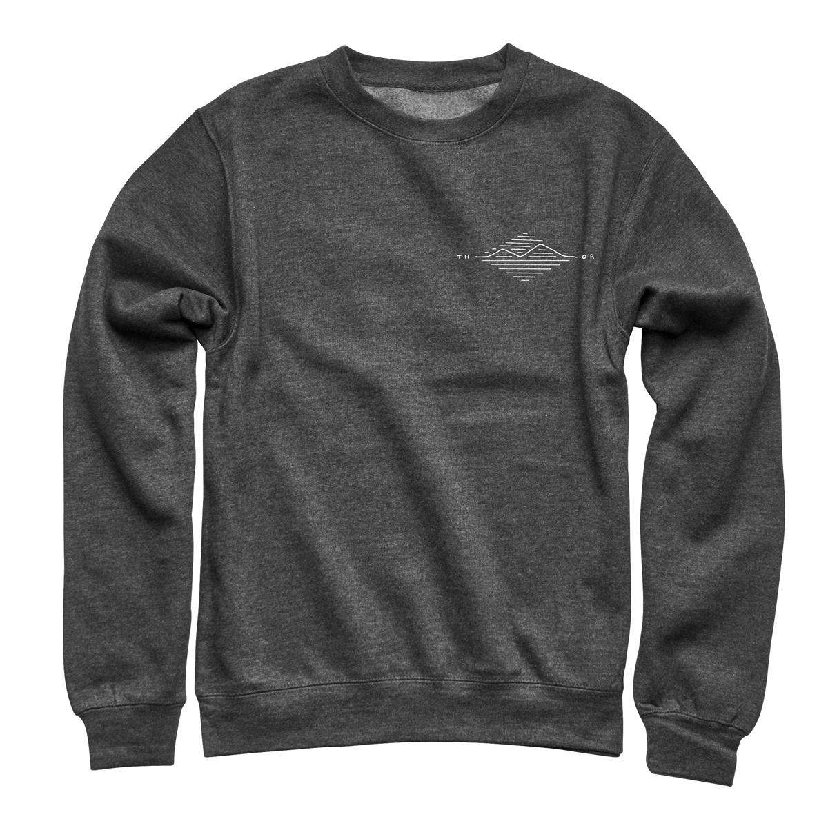 Thor Pullover Suggestive Charcoal