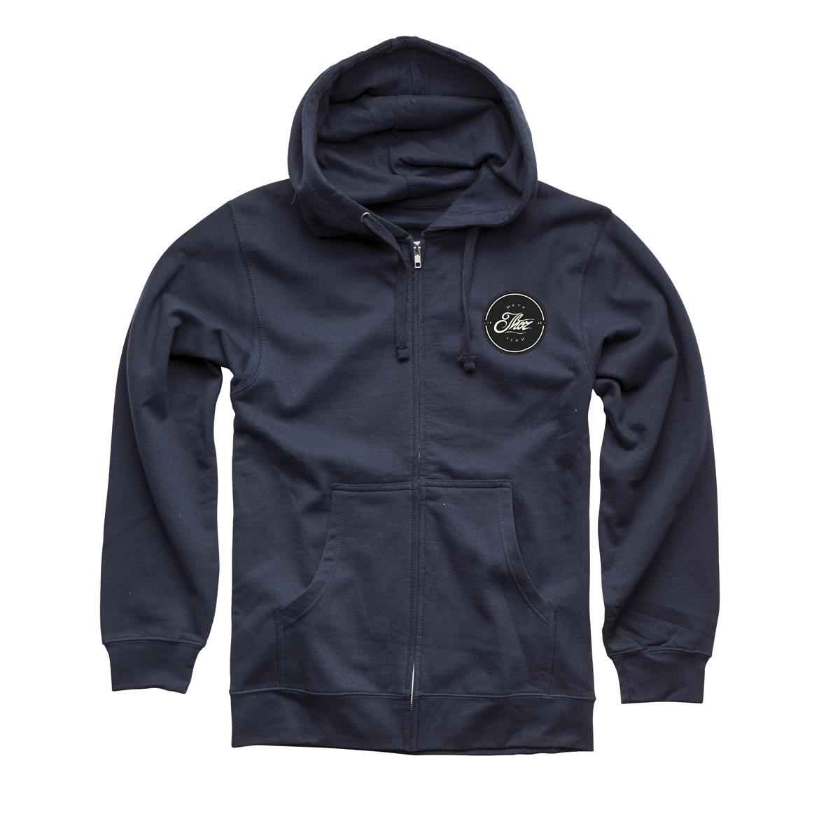 Thor Zip-Hoody Runner Navy