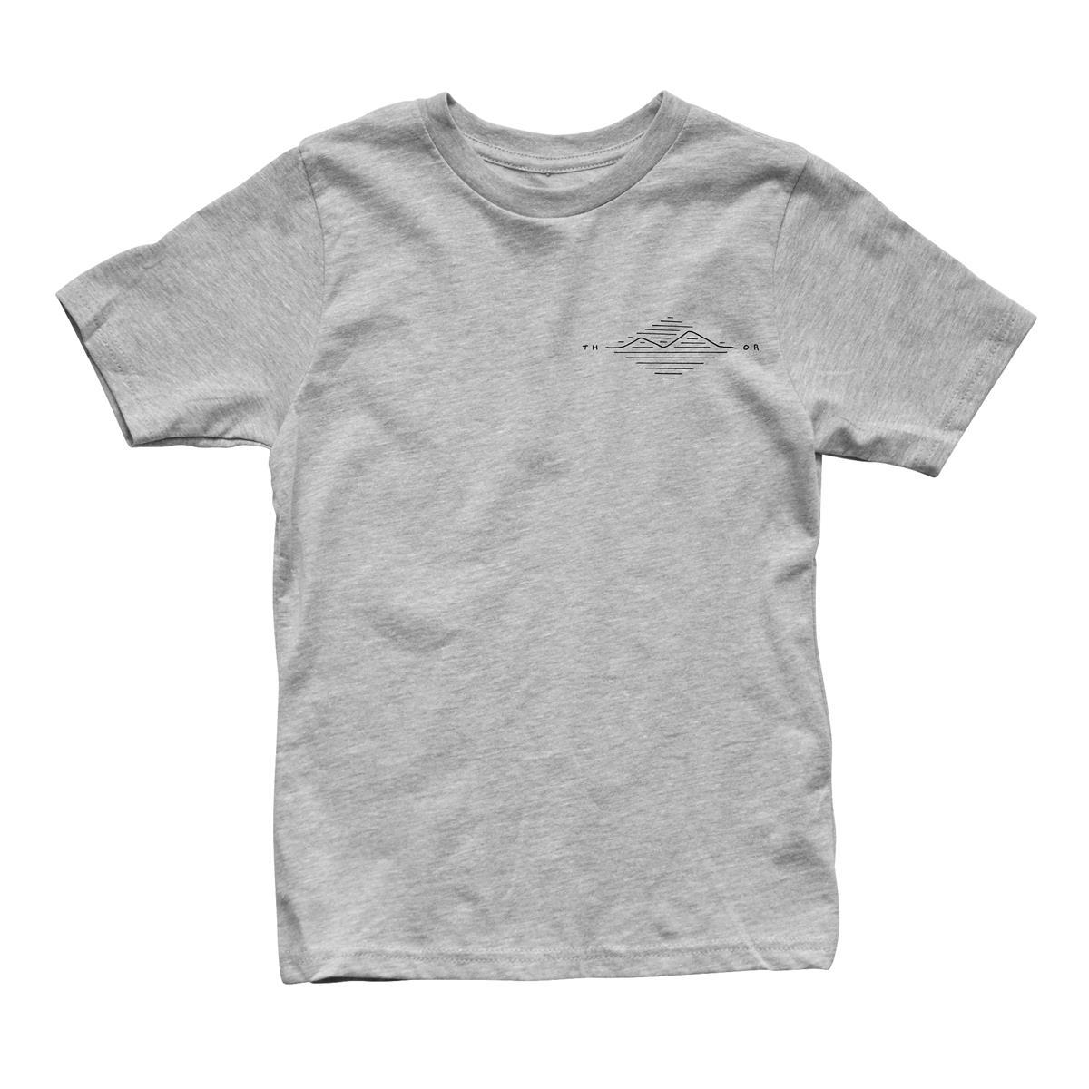 Thor Kids T-Shirt Suggestive Grau