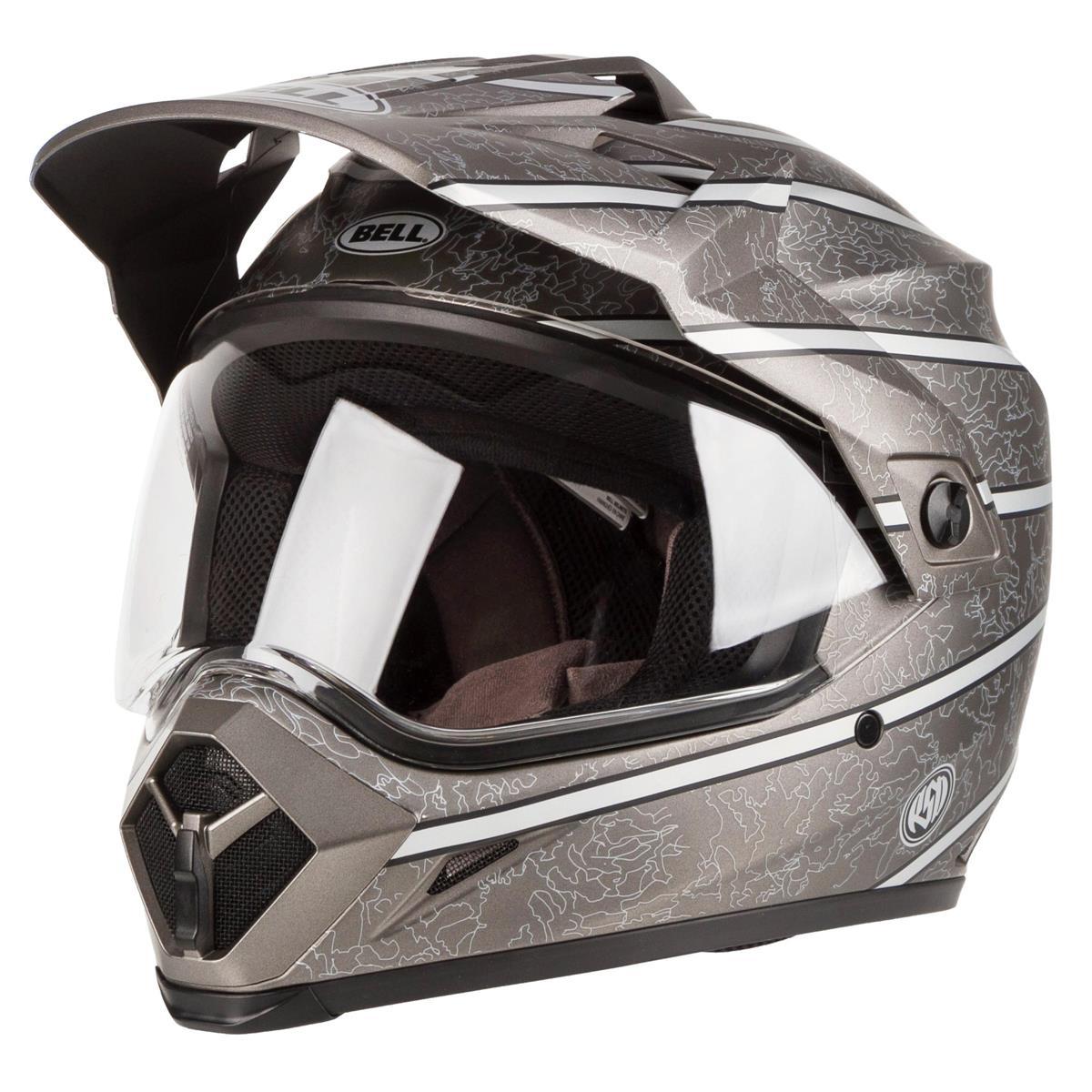 Bell Helm MX-9 Adventure Mips Titan