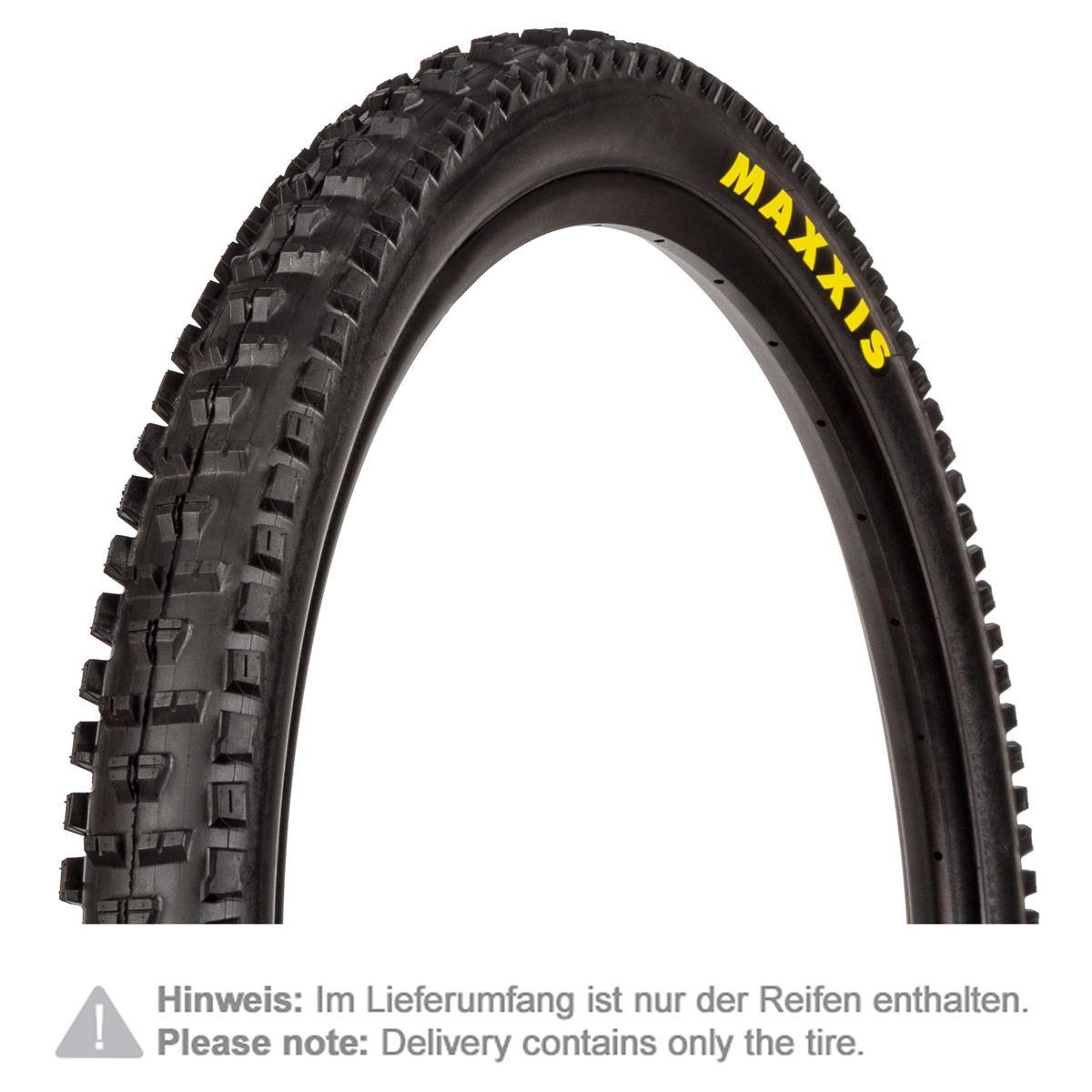 Maxxis MTB-Reifen HighRoller II Schwarz, 29 x 2.50 Zoll WT, DoubleDown, Tubeless Ready, 3C MaxxTerra, Faltbar