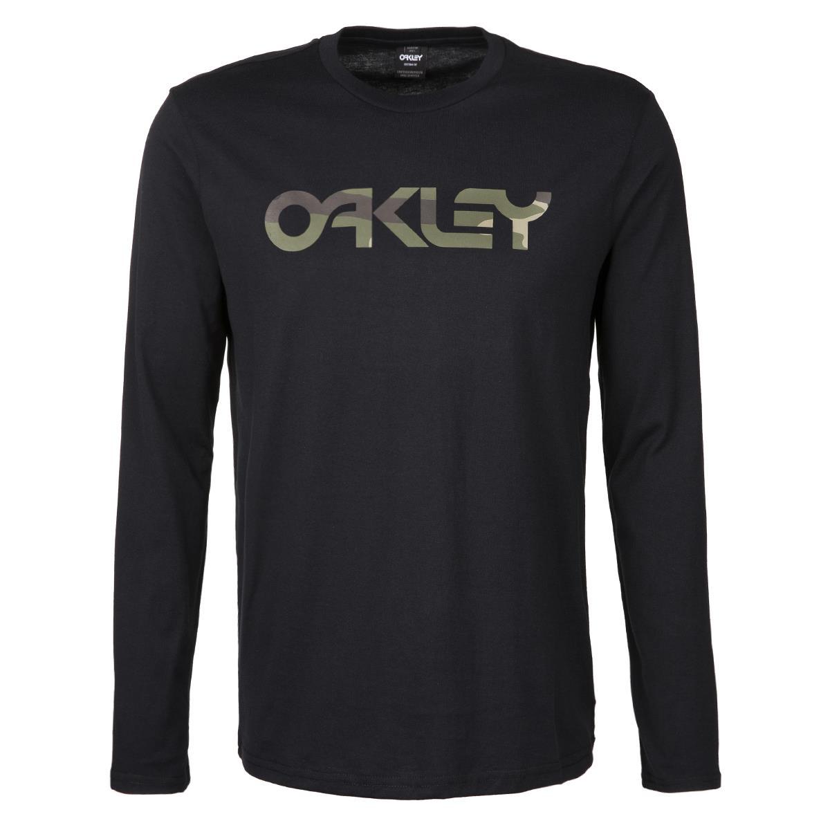 Oakley Langarmshirt Mark II Blackout