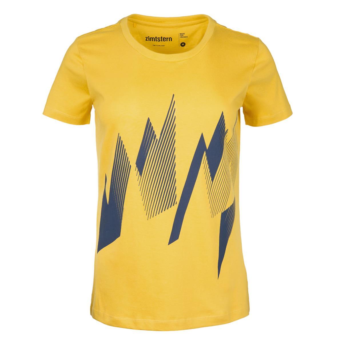 Zimtstern Girls T-Shirt TSW Lizzan Honey