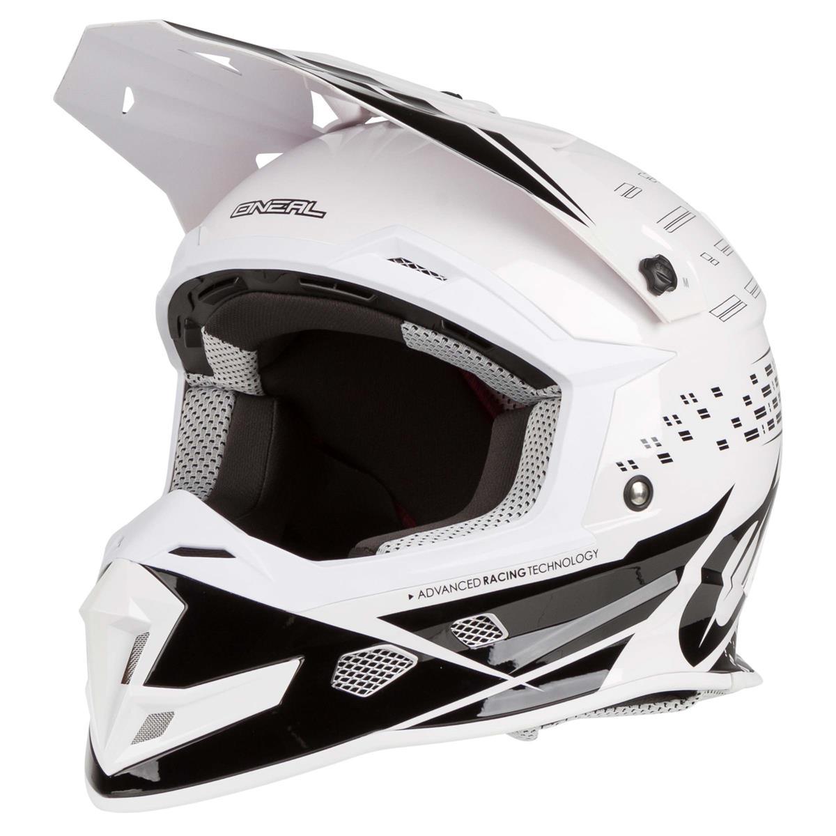 O'Neal Helm 5Series Trace Schwarz/Weiß